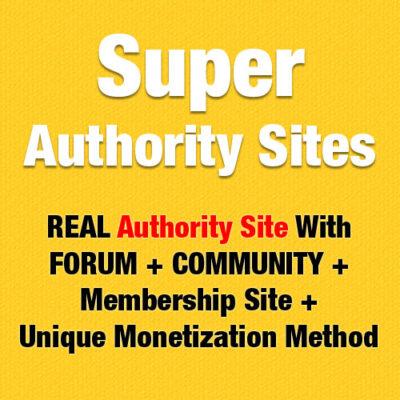 super authority site