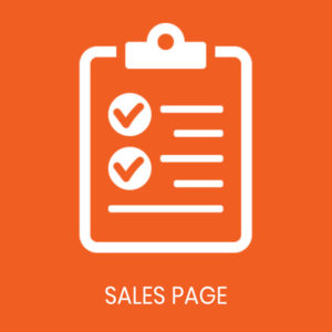 sales page